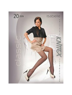 Ciorapi dama KNITTEX Isabelle 20