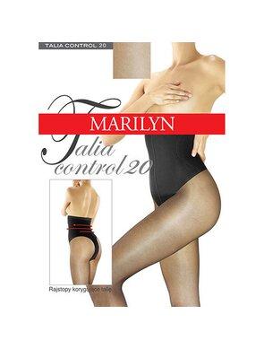 Ciorapi modelare abdomen și talie Marilyn Talia Control 20 den