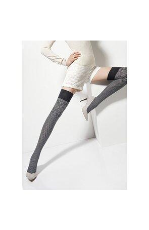 Ciorapi peste genunchi ZAZU H46