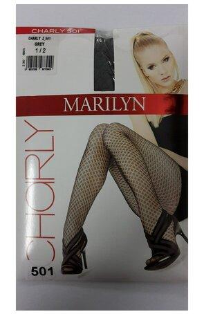 Ciorapi subtiri cu model CHARLY 501