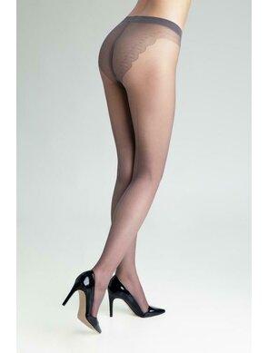 Ciorapi subtiri cu model FLORES 516