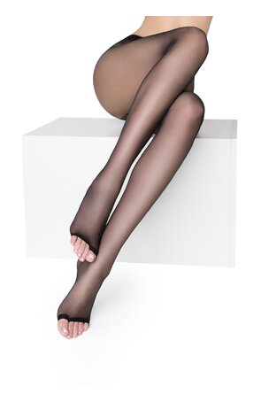 Ciorapi subtiri fara model NUDO NF 15
