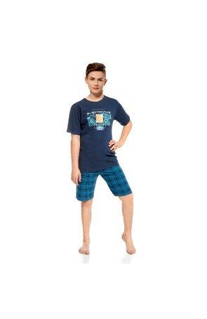 Pijamale baieti Cornette B551-22