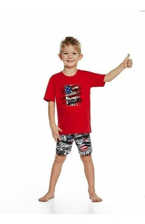 Pijamale baieti Cornette B789-053