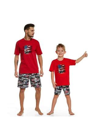 Pijamale baieti Cornette B790-053