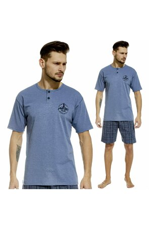 Pijamale barbati M327/54