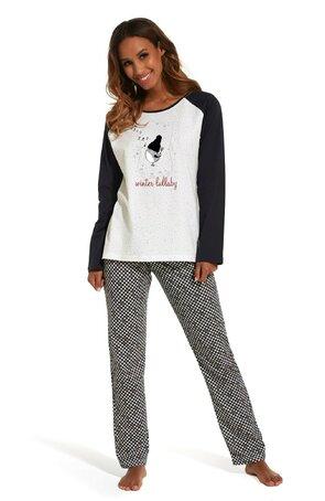 Pijamale dama W145-136