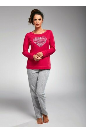 Pijamale dama W655-167