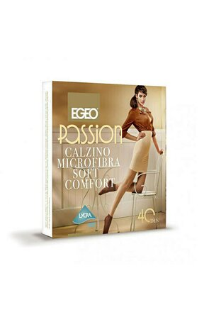 Sosete 1/2 PASSION Soft Comfort 40