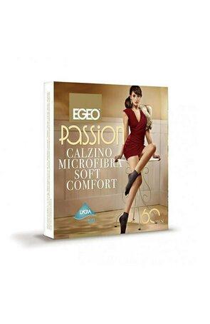 Sosete 1/2 EGEO PASSION Soft Comfort 60
