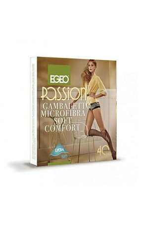 Sosete 3/4 PASSION Soft Comfort 40