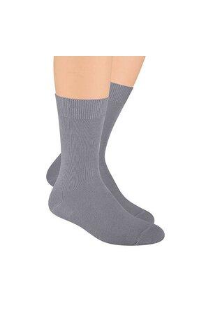 Sosete barbatesti pentru pantofi S048 grey