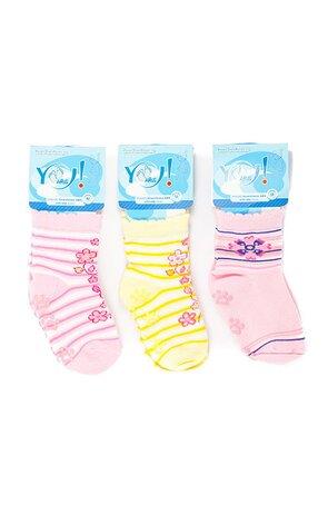 Sosete colorate cu ABS pentru fete SK06ABS-G