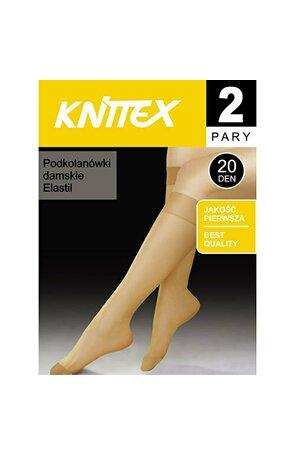 Sosete dama KNITTEX 3/4 Elastil