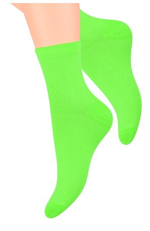 Sosete fluorescente de dama S037-031