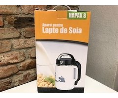 APARAT DE LAPTE DE SOIA 1.3 L HAPAX 8