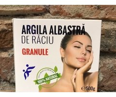 ARGILA ALBASTRA GRANULE RACIU - 500G