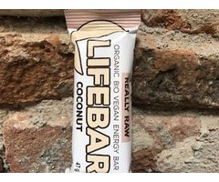 ECO BATON RAW LIFEBAR CU COCOS 47 GR
