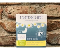 ECO ABSORBANTE REGULAR ULTRA PADS  14 BUC