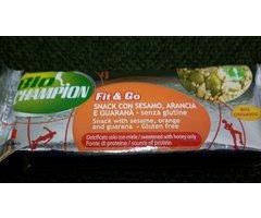 ECO BATON FIT&GO FRUCTE SI GUARANA 30G