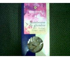 ECO BOMBOANE DIN GHIMBIR ZAHARISIT - 75G