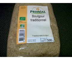 ECO BULGUR TRADITIONAL PRIMEAL 500G