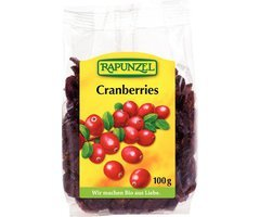 ECO CRANBERRIES (MERISOR) - 100G