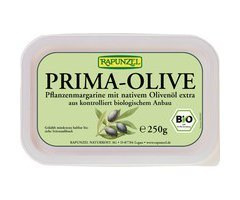 ECO MARGARINA PRIMA OLIVE CU ULEI DE MASLINE - 250G