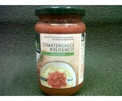 ECO SOS TOMATE BOLOGNESE ECOZENTRALE - 350G