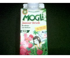 ECO SUC JUNIOR - HIBISCUS ZMEURA STRUGURI 330ML