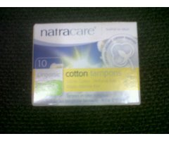 ECO TAMPOANE REGULAR NATRACARE 10 BC SNEFERU