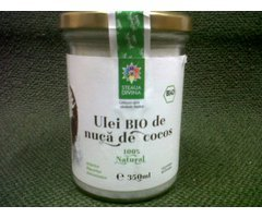 ECO ULEI ECOLOGIC DE NUCA DE COCOS 350ML