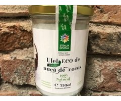 ECO ULEI ECOLOGIC DE NUCA DE COCOS 350 ML