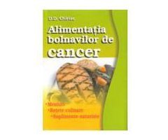 CARTE- ALIMENTATIA BOLNAVILOR DE CANCER
