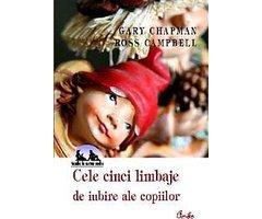 CARTE- CELE5 LIMBAJE DE IUBIRE A COPIILOR