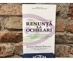 CARTE RENUNTA LA OCHELARI + KIT DE EXERCITII