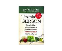 CARTE - TERAPIA GERSON