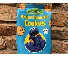 ECO BISCUITI COOKIES MONSTER 150 GR