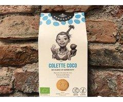 ECO BISCUITI CU COCOS COLETTE COCO 100 GR
