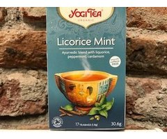 ECO CEAI LICORICE MINT 17 PLICURI