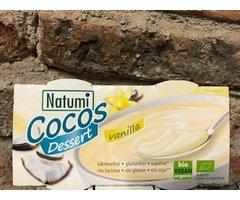 ECO DESERT DIN COCOS SI VANILIE  2X110 GR