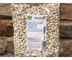 ECO FASOLE ALBA MEDIUM GRECIA 500 GR