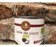 ECO LAPTE DE COCOS 200 ML