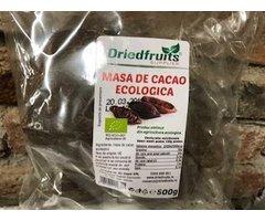 ECO MASA DE CACAO 500 GR
