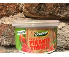 ECO PATE VEGETAL PICANT CU TOMATE 125 GR