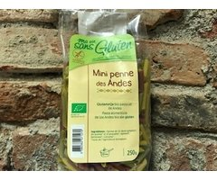 ECO PENNE IN 3 CULORI 250 GR