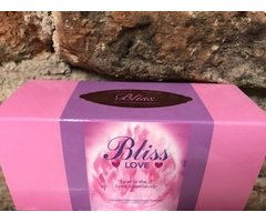 ECO  CIOCOLATA TERAPEUTICA CRUDA LOVE BLISS 110 GR