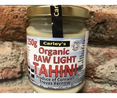 ECO TAHINI RAW LIGHT 250 GR