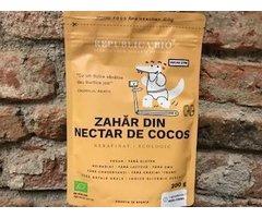 ECO ZAHAR DIN NECTAR DE COCOS 200 GR
