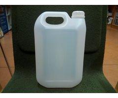 FLACON PLASTIC 5L